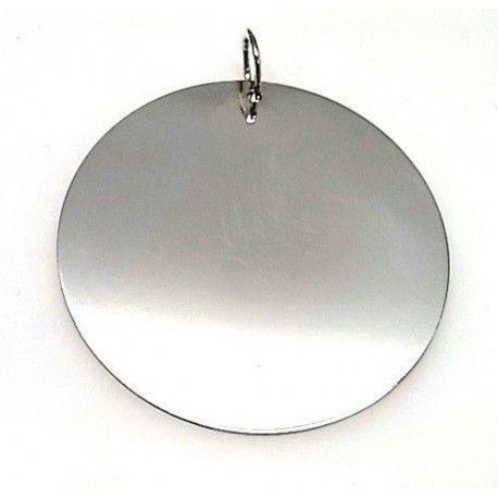 Colgante disco 43mm