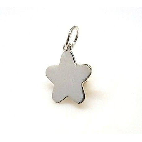 Chapa estrella pequeña