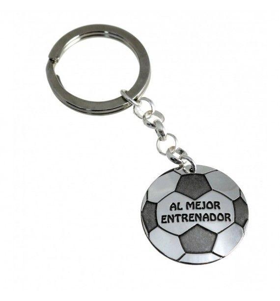 Llavero balón de fútbol