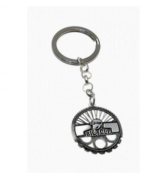 Llavero rueda bicicleta