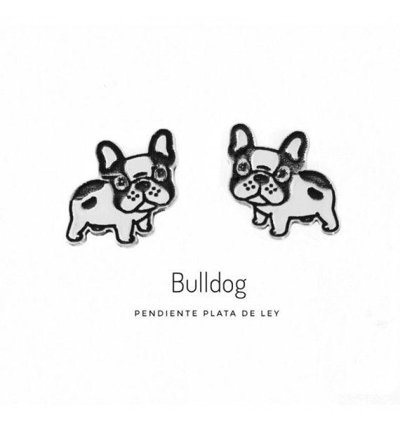 Pendiente bulldog