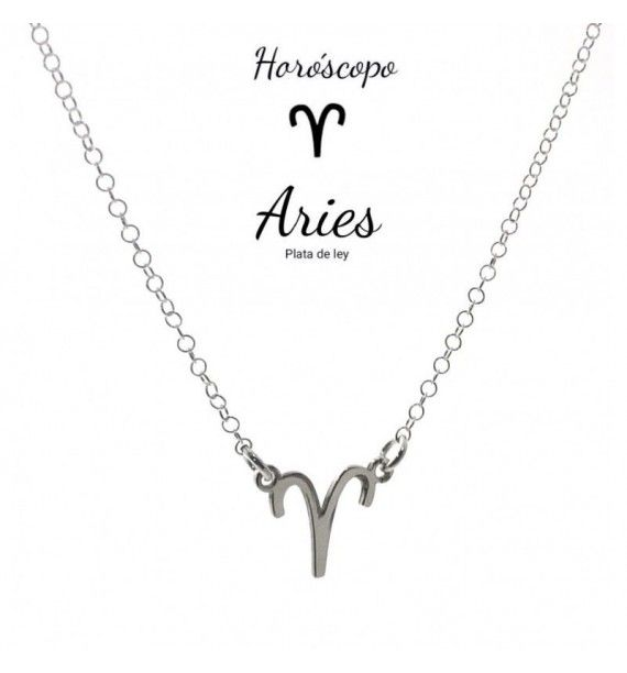Gargantilla horóscopo Aries