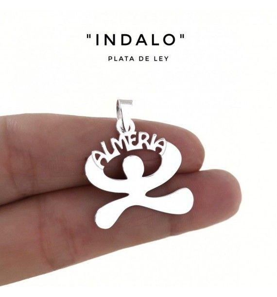Colgante indalo Almería