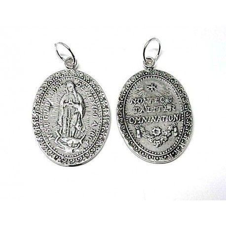 Colgante medalla Guadalupe