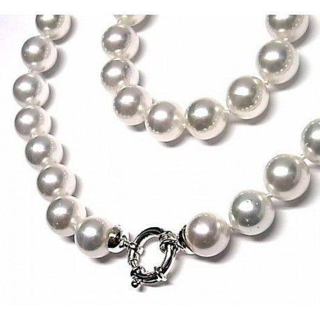 Gargantilla perla shell 31 perlas