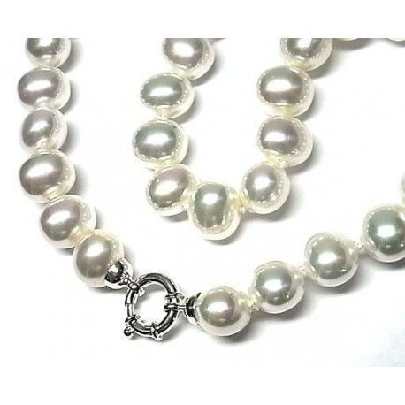 Collar perla shell 30 perlas