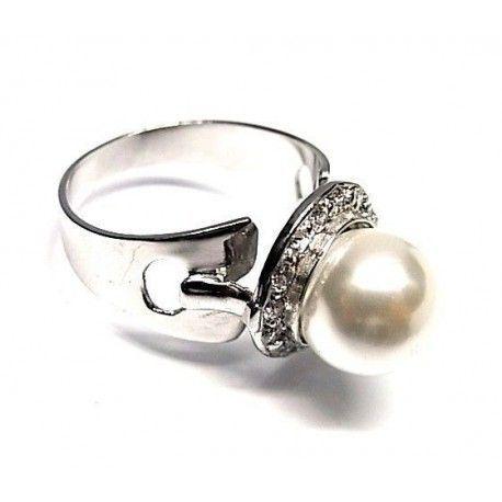 Sortija perla