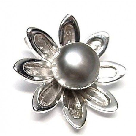 Colgante perla cultivada