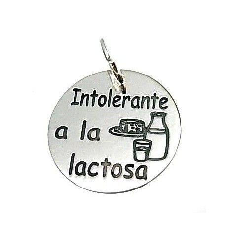 Disco Intolerante a la lactosa